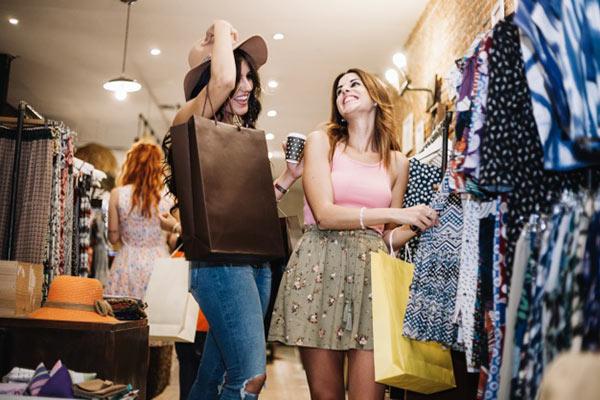 Предложение для магазинов и бутиков